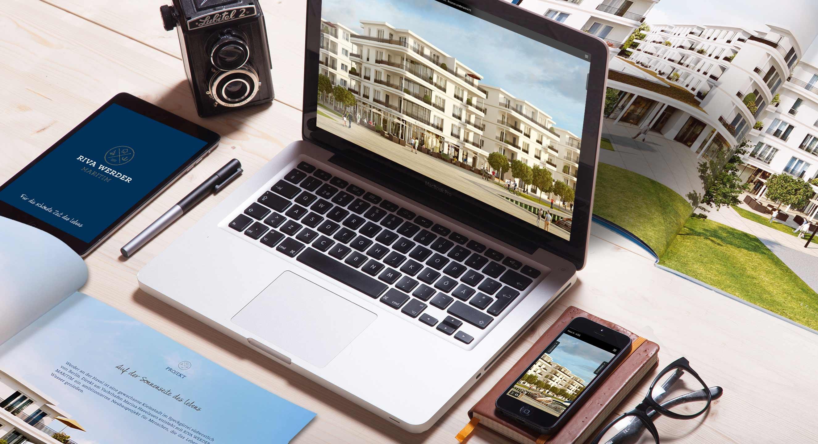 Riva-Werder-Maritim-PlusQuadrat-Projects-Immobilienmarketing-Uebersicht
